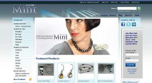 Online Jewellery Store design, SEO and online marketing